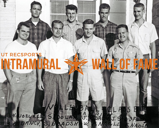 Intramural Champs 1955-56