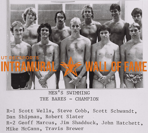 Intramural Champs 1980-81
