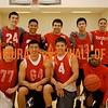 BASKETBALL<br /> Orange C Champion<br /> <br /> Look on the Dwight side<br /> <br /> R1: Gene Jung, Ki Woong Na, Daniel Song, Gregory Clark<br /> R2: Jason Poon, Robert Borromeo, Gregory Gonzales, Phillip Kim, Jules Gonzalvo