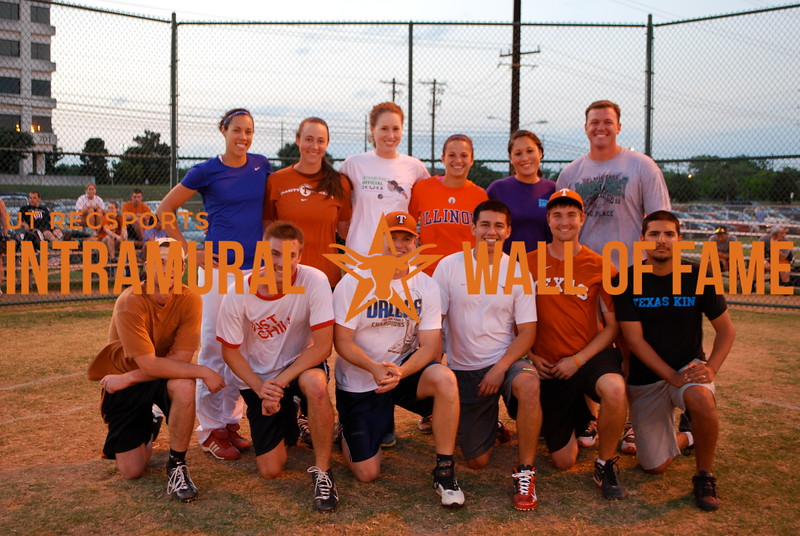Intramural Champs 2011-12
