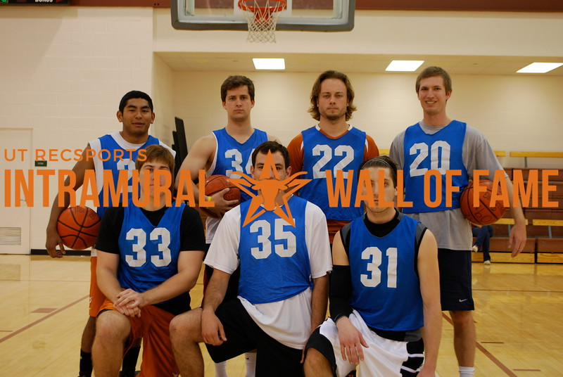 BASKETBALL<br /> Orange B Champion<br /> <br /> Team Kobe<br /> <br /> R1: David Moore, David Furman, Alex Ribar<br /> R2: Jonathan Lugo, Grant Johnson, Robert McManis, Caleb Boldt