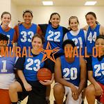 BASKETBALL Women?s Champion  Franchise  R1: Darielle Staggers, Brooke Acevedo, Helen Ubabuike, Jasmine McKinney-Purnell R2: Erin Gardner, Laura Gamboa, Vanessa Trevino, Carolyn Chavana, So ...