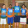 SUMMER BASKETBALL<br /> Runner Up<br /> <br /> 3>2<br /> <br /> Dhananjay Kumar, Arman Nouri, Udaya Tenneti, Alex Engelman, Sachin Sreenivasan, Farees Siddiqui