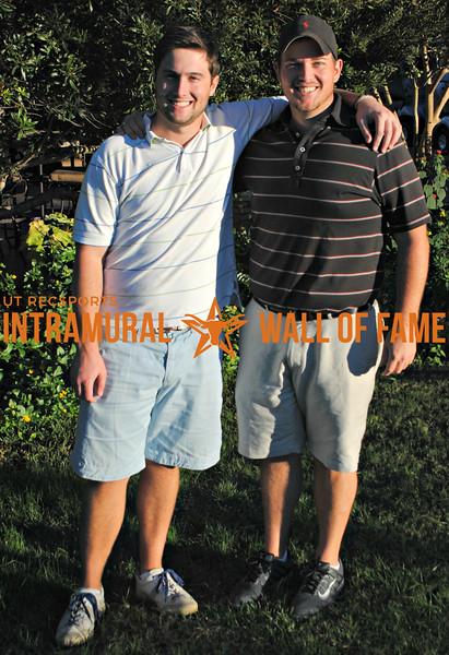 FALL INTRAMURAL GOLF CLASSIC<br /> Champion<br /> Jason Hendrix, Jeremy Wilkins