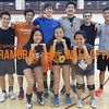 SPRING VOLLEYBALL<br /> Champion<br /> <br /> Ball Busters<br /> <br /> R1: Samantha Huang, Alexandra Pham, Christina Sembrano<br /> R2: Kevin Lin, Alex Tan, Eric Johnson, Jamie Xia, Jovan Kamcev, Jed Lee<br /> Not Pictured: Angela Suryakusuma