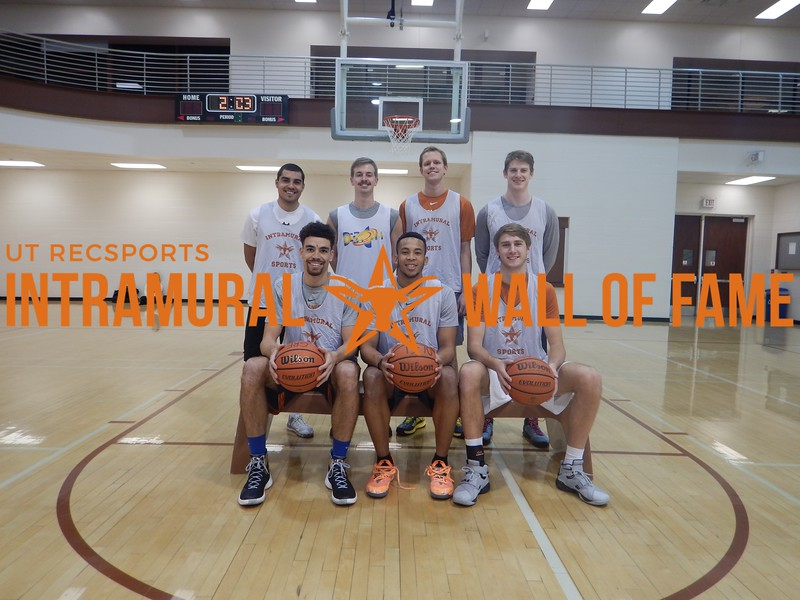 Fall 2015 Basketball Men's A Champion Tune Squad