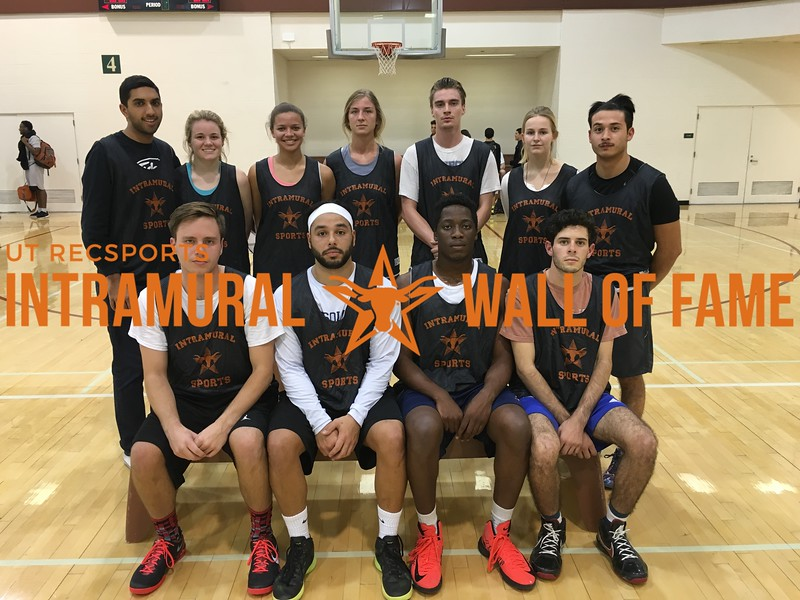 Fall 2015 Basketball Coed A Runner Up Absolute Texxas