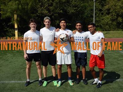 Fall 2016 3v3 Soccer Men's B Runner Up_Foreigners United