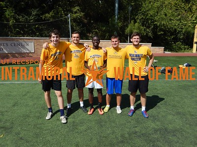 Fall 2016 3v3 Soccer Men's B Champ_Dyslexia Untied