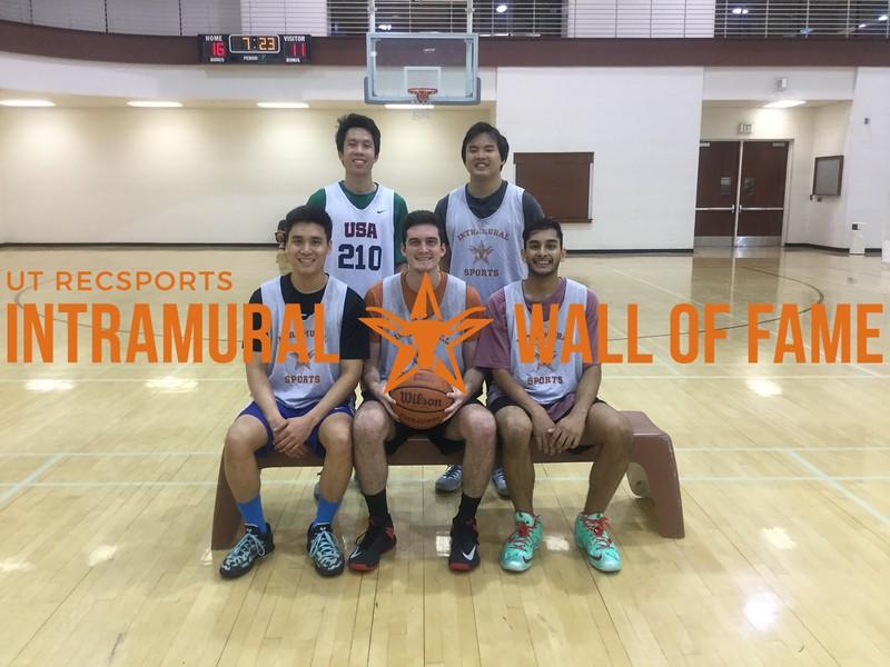 3v3 Fall 2017 Basketball Men's Champion Goofy Goobers