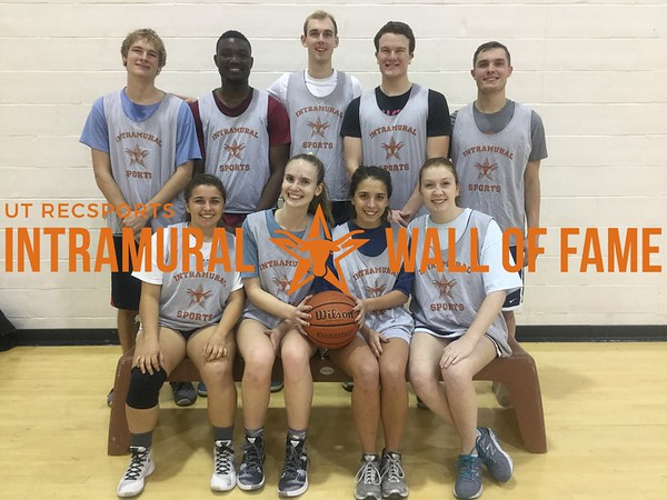 Fall 2017 - Basketball - Coed B - RU - Guadahoopers