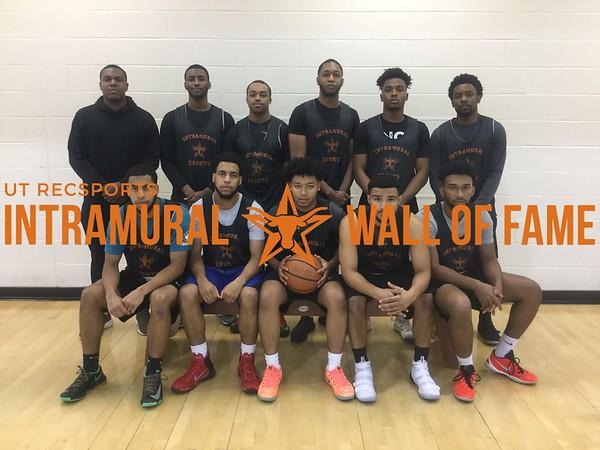 Fall 2017 Basketball Men's A Runner Up Team Loaded