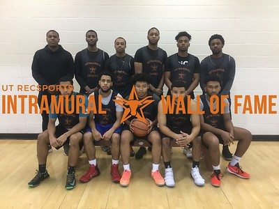 Fall 2017 Basketball Men's A Runner Up Team Loaded