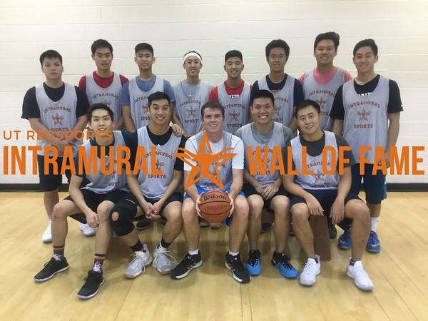 Fall 2017 - Basketball - Men C - RU - White House Rejects