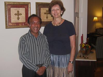 10 08-26  Ranjan and Linda Fuller