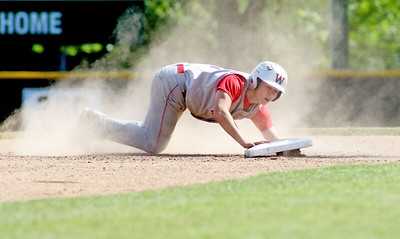 no.10, Johnny Volpe Wall baseball v/s West Morris in the NJSIAA Group III final in Hamilton, NJ on 6/8/19. Final: 10-2 Wall [DANIELLA HEMINGHAUS | THE COAST STAR]