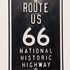 Route US 66 National Historic Highway