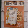 Chesterfield Cigarette sign ad