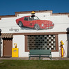 Route 66, Gas Station, Super Shell