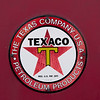 Texaco Petroleum Products sign