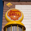 Super Shell Pump Glass