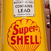 Super Shell Pump sign