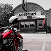 Ariston Restaurant, Indian Motorcycle