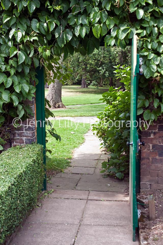 View of Arley Arboretum