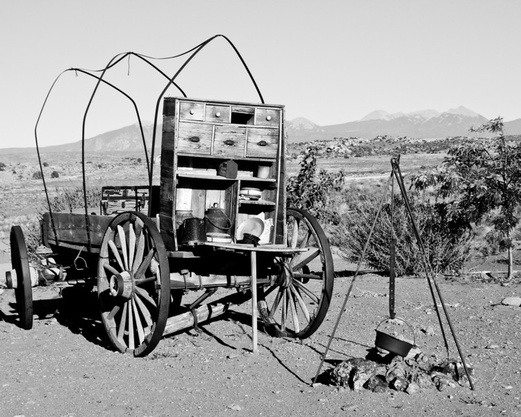old chuckwagon