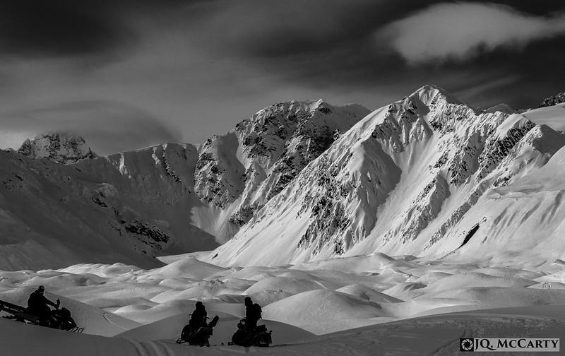 Patrick Orton, Jesse Reis, & Colin Murphey<br /> Haines, Alaska<br /> 18, March 2013