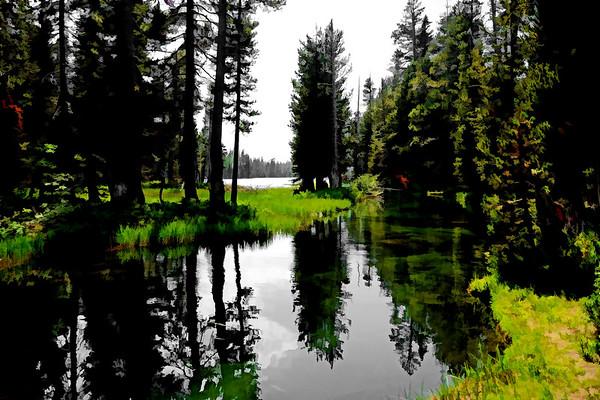 Lake Entry