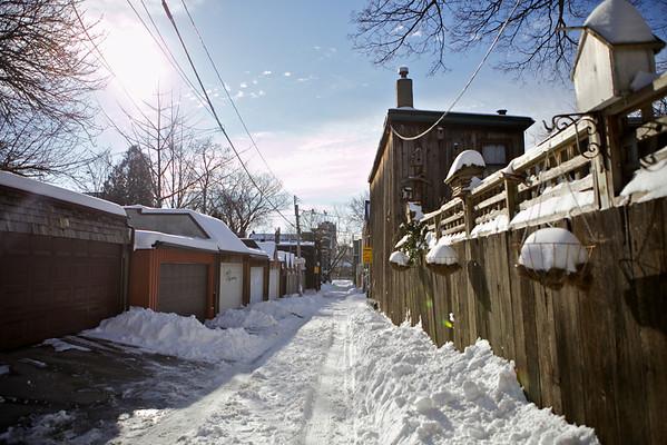 CabbageTown Toronto