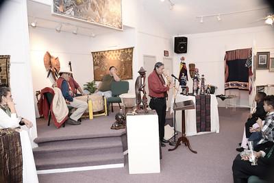 Wallance Owens Art Show