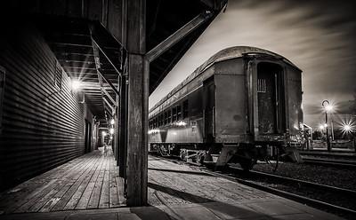 Sacramento Railroad Car