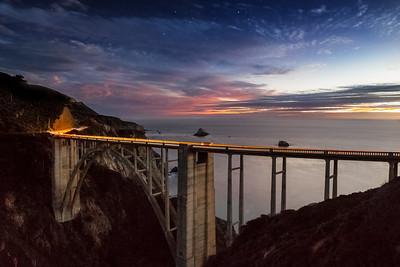 Bixby Bridge, Big Sur California