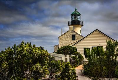La Poma Lighthouse, San Diego