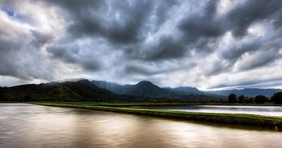 Mountains of Kauai