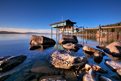 A New Morning,   Lake Tahoe