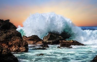 The Power of Nature, Oahu Hawaii