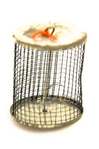 Cage à mouches, jouet d'enfant, 19e siècle.