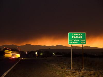 Wallow Fire (AZ, 2011)