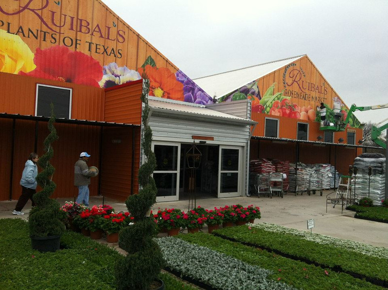 Ruibal's Plants of Texas in North Dallas