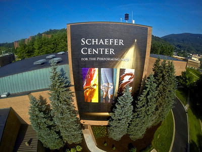 Schaefer Center for the Performing Arts, Appalachian State University, Boone, North Carolina