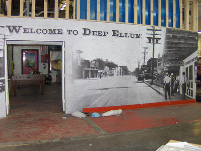 Deep Ellum Wall Wrap