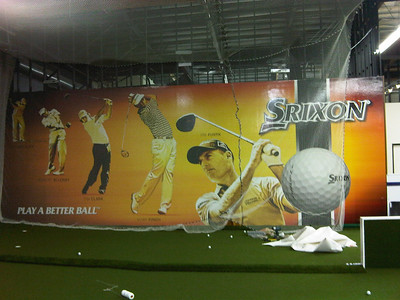 Srixon, Custom Wall Mural, Los Angeles, CA