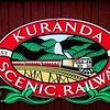 Kuranda Railway Logo (Kuranda, Australia - Nov 2016)