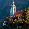 Germany - Durnstein - Blue Church.jpg