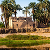 Egypt - Nile River - Mudbrick House.JPG
