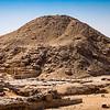 Egypt - Saqqara - Oops Pyramid.JPG