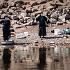 Egypt - Nile River - Laundry Day.JPG